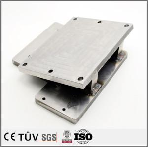 不锈钢制作焊接部品,精密研磨抛光,大型机械用具用