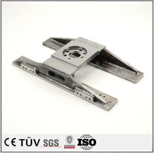 焊接精密部品,电焊气焊多种焊接方法,高精密设备