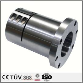 合金钢材质,无电解镀镍处理,外观严格精密金属部品