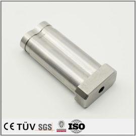 冲压模具配件精密加工,A5052材质,白色氧化处理等工艺部品