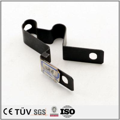 自动装置用钣金部品加工,黑染表面处理,耐用不变形精密部品
