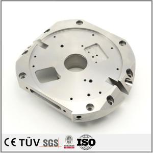 白钢材质,车铣复合5轴联动精密加工,高周波热处理等工艺制品