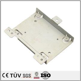 合金钢材质,钣金精密加工,白色氧化处理,大连工厂提供