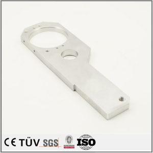 精密机加工金属零部件,白色阳极氧化处理,激光切割研磨等工艺制品