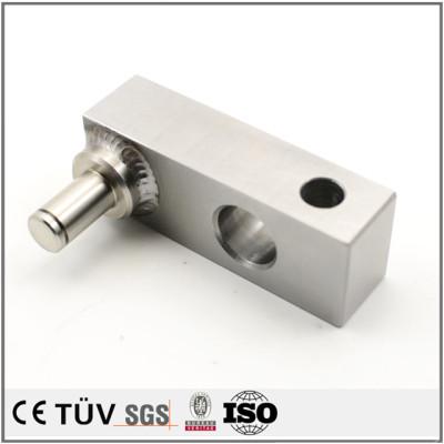 大连鸿升提供机加工部品,焊接部品,高精密金属机械设备