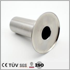 碳素钢材质,闪镀鉻表面处理,高精密研磨抛光外观部品