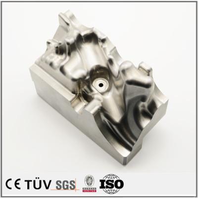 压铸模具精密加工,钢材质,车铣复合5轴联动加工,激光线切割等工艺制品