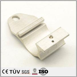 铝制钣金加工,白色氧化处理,弯曲加工,高精密设备