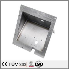 板面焊接件,SS400材质,农业用机械零部件