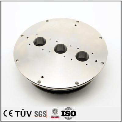钢制加工品,慢丝加工,精密沉孔钻孔加工,无电解镀镍表面处理设备
