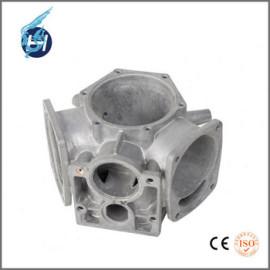 复杂砂铸机械部品,FC250材质,车铣复合5轴联动加工,高精密设备