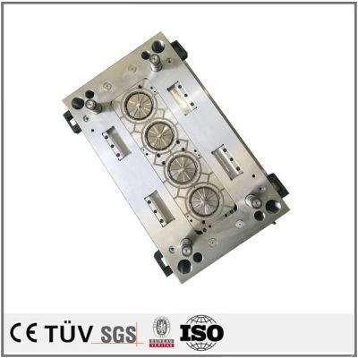 ABC注射成型模具精密加工,大型设备用,车铣复合5轴加工