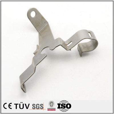 钣金曲面加工,盐浴氮化处理,ss400材质,高精密设备