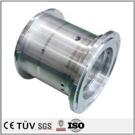 铝材质,高精密金属零件,无电解镀镍等工艺处理