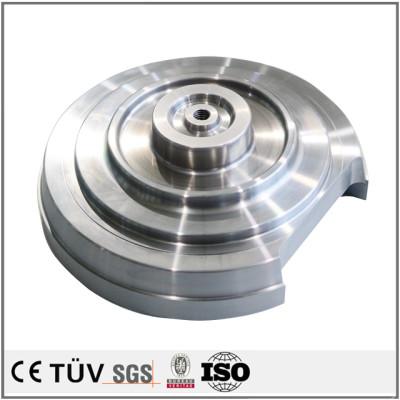高精密机械零件,s45c材质,镜面抛光,无电解镀镍等工艺设备