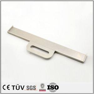 钣金长板加工,A5052材质,阳极氧化处理等高紧密部品