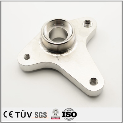 A6061材质,精密焊接部品,医疗设备用