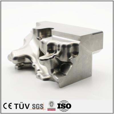 铸铁材质,高精密模具加工,车铣复合5轴联动加工,激光切割等紧密部品