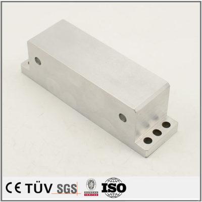 铝块精密加工,加工中心加工,慢丝加工,高精密设备
