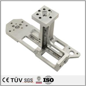复杂图纸焊接,钻孔沉孔高要求,高性价比加工,大连鸿升生产