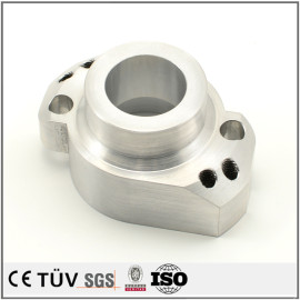 铝制,车铣复合5轴联动加工,磨床加工,高精密外观部品