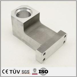 高紧密铝制机加工件,调质热处理,线切割等多工艺部品