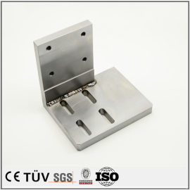 SS400材质,焊接部品,无电解镀镍表面处理 ,电镀后高精密研磨设备