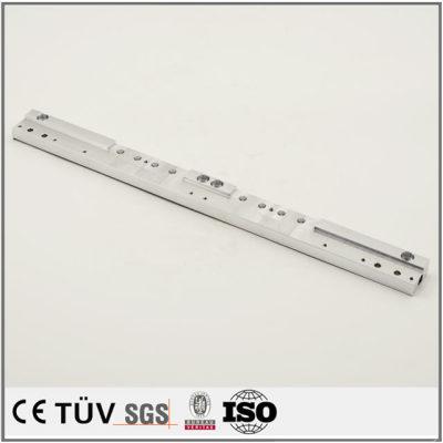 加工中心制作,铝材质,慢丝加工,多空高精密铝板制作