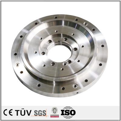 S45C材质,高精密高外观部品,无电解镀镍,镜面抛光等部品