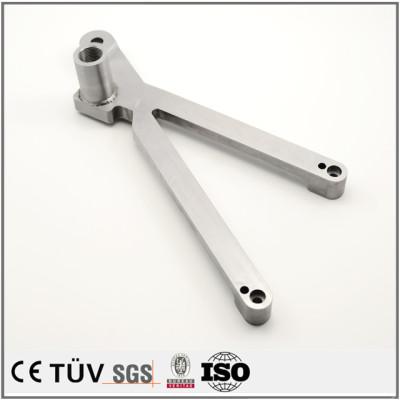 建筑行业用焊接部品,白色阳极氧化处理,大连鸿升生产