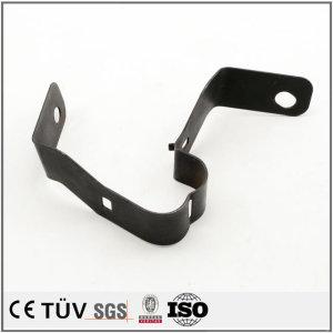 曲型钣金加工,黑染表面处理,高性价比高防腐型机械零部件