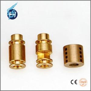 批量生产铜材质部品,数控车加工,镜面抛光研磨等高精密外观部品