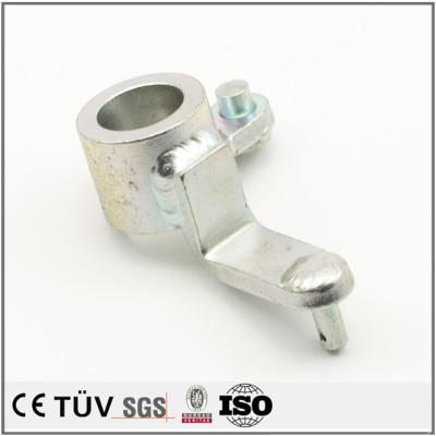 SS400材质,电焊,气焊,电焊等多种焊接方法,大连出口高紧密部品