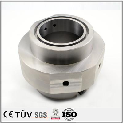 专业热处理公司对应热处理零件,车铣复合5轴联动加工,高精密设备