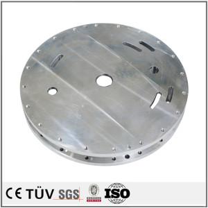 高精密铝制机械零件,激光研磨镜面抛光,大连生产高精密部品