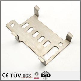 高精密钣金加工,A6061材质,白色阳极氧化表面处理,大连生产