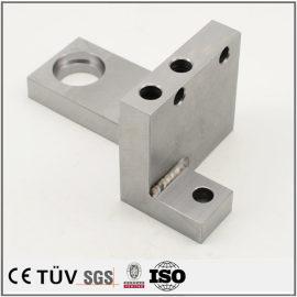 精密焊接部品,SS400材质,加工中心加工,磨床研磨等工艺部品