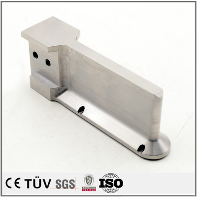 S45C材质,加工中心加工,激光切割磨床研磨等工艺部品