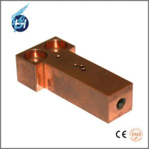 铜材质,车床加工,调质热处理加工,高精密部品