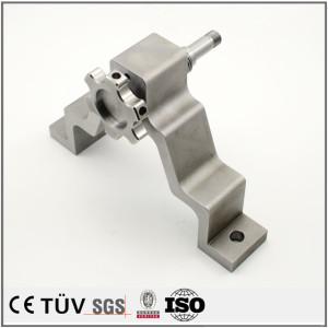 碳钢材质,高精密砂铸加工,机器人设备用高精密部品