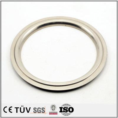 高精密钣金加工,组装用机械零件,铝材质,白色氧化处理