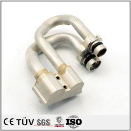 管制钣金加工,弯曲加工,高精密部品,管道用零件