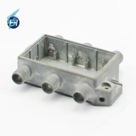 P20材质,高精密砂铸加工,车铣复合5轴联动加工,精密部品