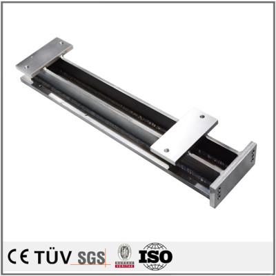 管道用焊接部品加工,ss400材质,高精密设备