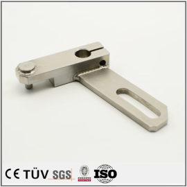 医疗设备用钢材部品焊接,电焊钎焊,无焊肉,高精密部品