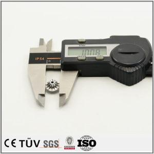 高精密铝制部品,加工中心加工,高品质高质量,精密仪器检测