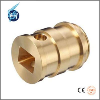 高精密黄铜材质部品,医疗设备用外观零件,镜面抛光
