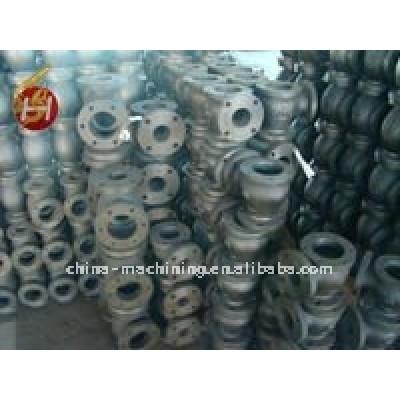 批量砂铸精密部品加工,模具制作批量生产,出口零件部品