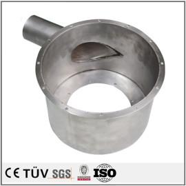 农业用焊接部品,ss400材质,精密研磨调质热处理等工艺部品
