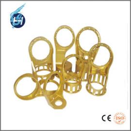 黄铜材质,车床加工,磨床研磨,出口部品批量生产零件